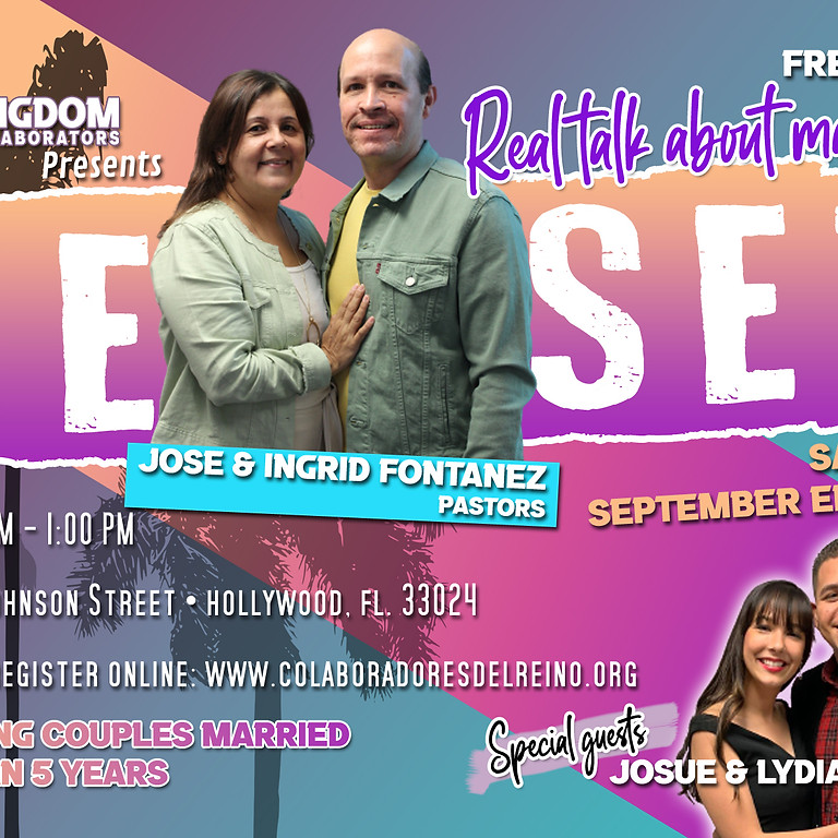 RESET- Young Couples Marriage Event