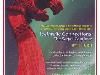 Icelandic Camp off to Minneapolis for the INL of NA 96th annual convention