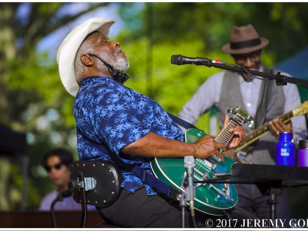 Joy Within The Blues: Taj Mahal & Keb' Mo' Bring TajMo To New York City