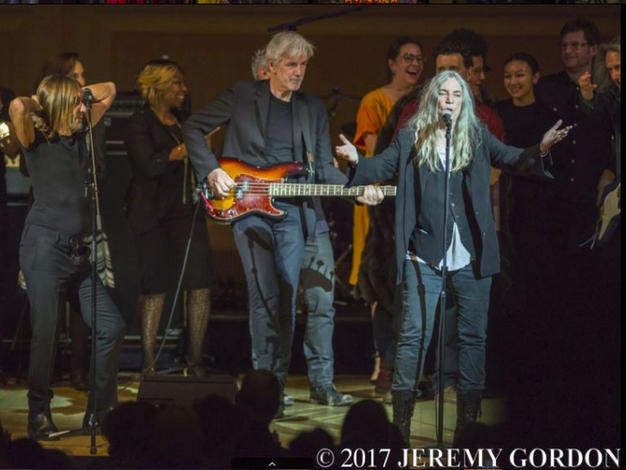 Joy And Righteous Anger: The 2017 Tibet House Benefit Concert