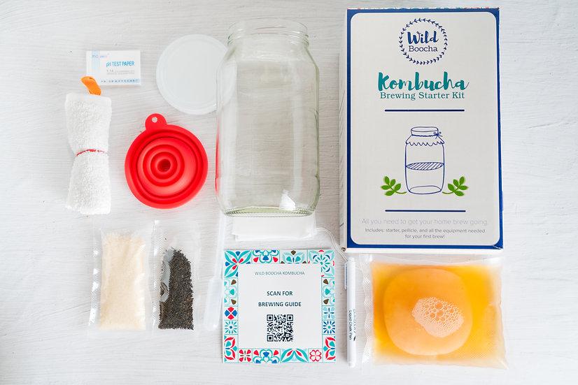 Kombucha Brewing Starter Kit