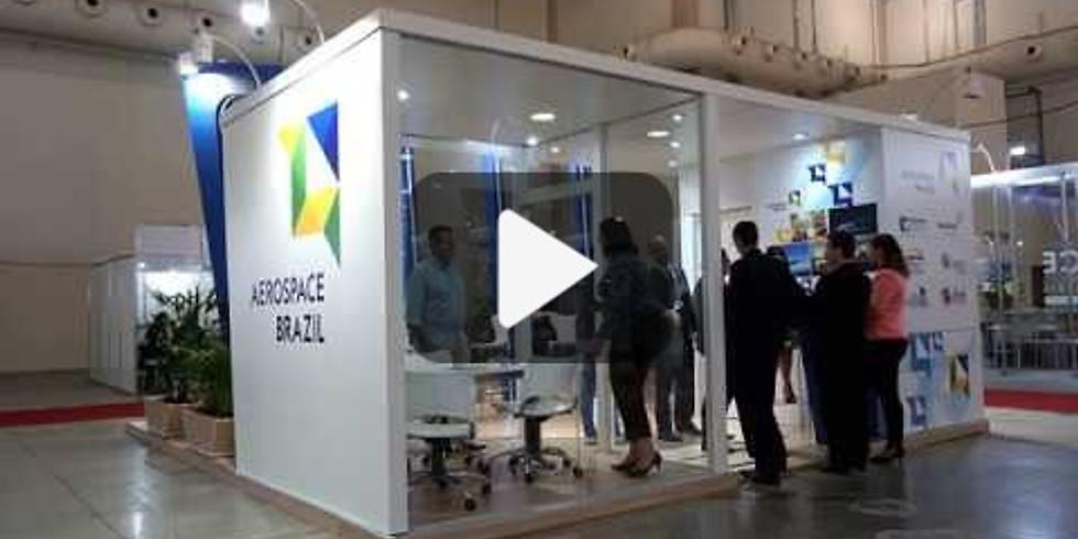 Aerospace Meetings Brazil 2018 - Venha nos visitar.