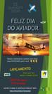 Lançamento do Canal do Aero-fornecedor.       Uma homenagem ao Dia do Aviador!