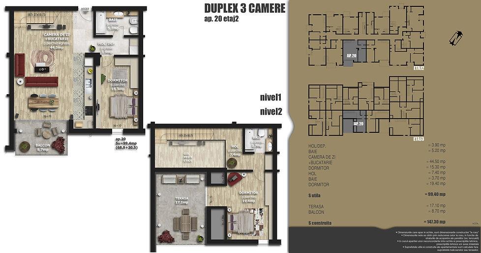 Galaxy Residence Brasov centru apartament 20