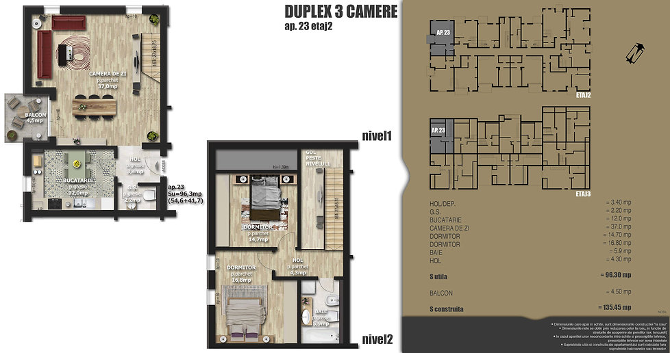 Galaxy Residence Brasov centru apartament 23