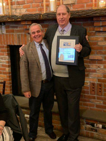 MHAB President Named United Way Citizen of the Year
