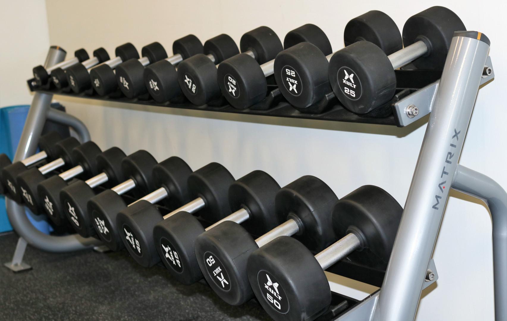 MHAB Fitness Center