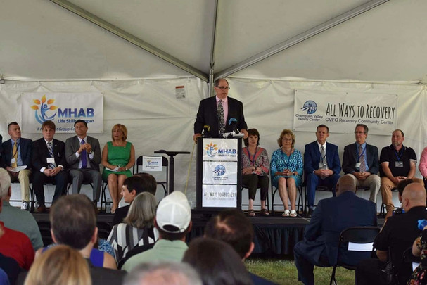 Addiction recovery center opens in Plattsburgh