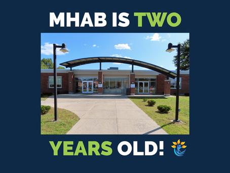 Celebrating 2 Years of MHAB!
