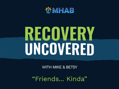 """""""Friends... Kinda"""" 