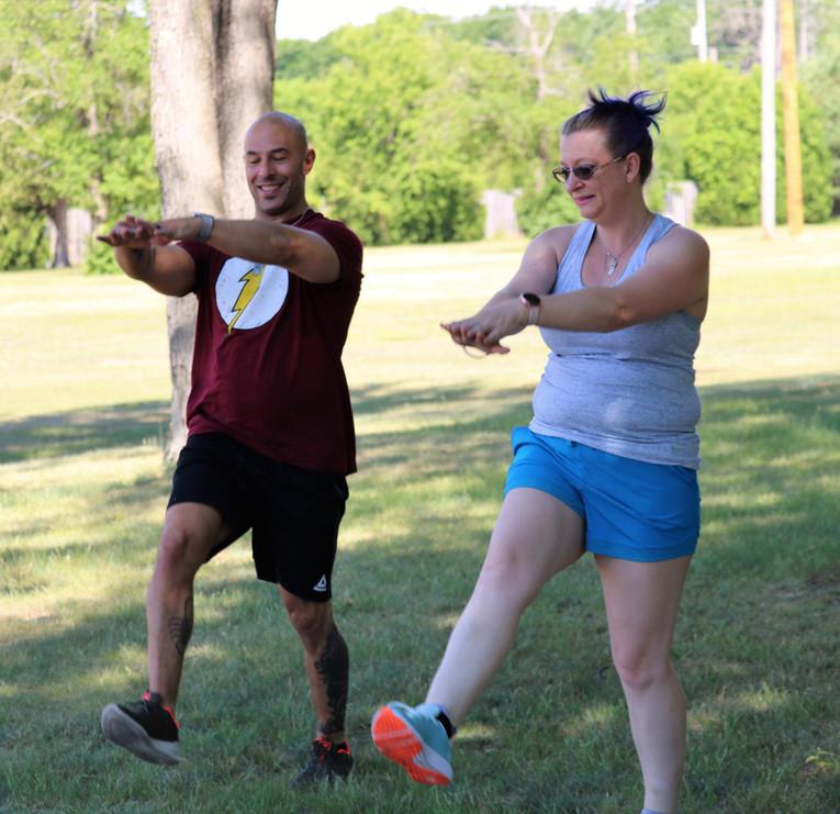 MHAB Fitness Trainer