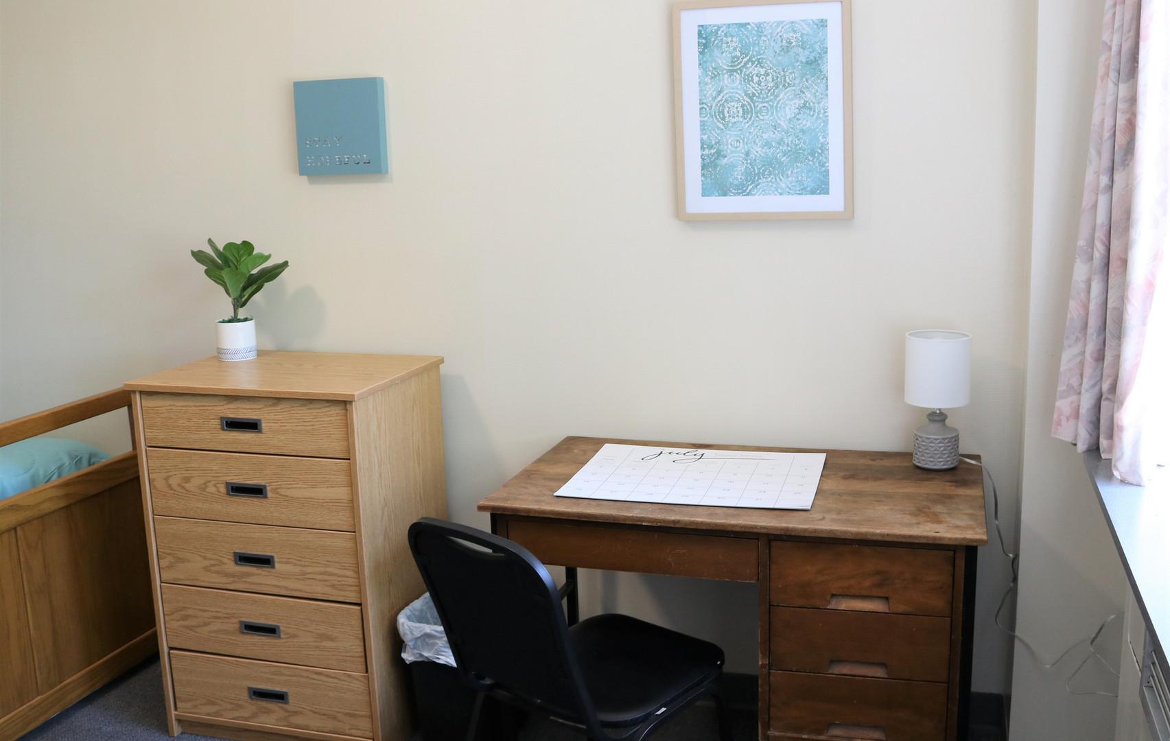 MHAB Dorm Room