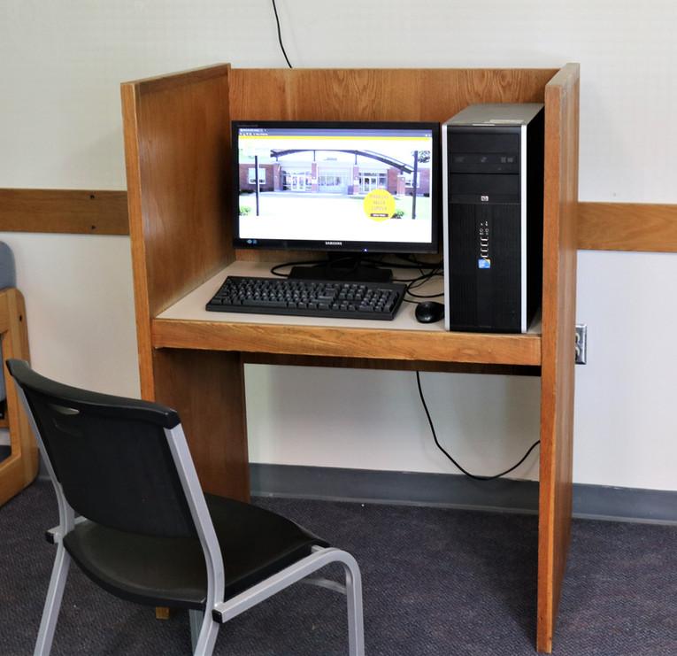 MHAB Computer Lab