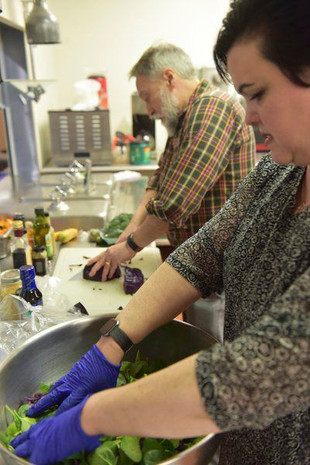 'Cooking with Doc Series' promotes good nutrition