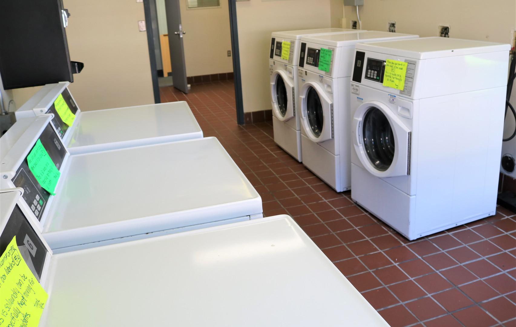 MHAB Laundry