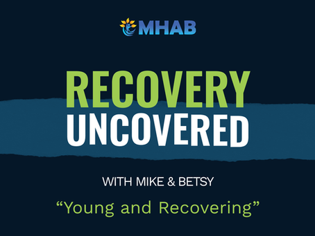 """""""Young and Recovering"""" 