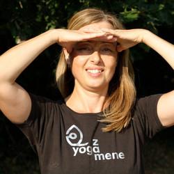 KJS yogazamene T-shirt