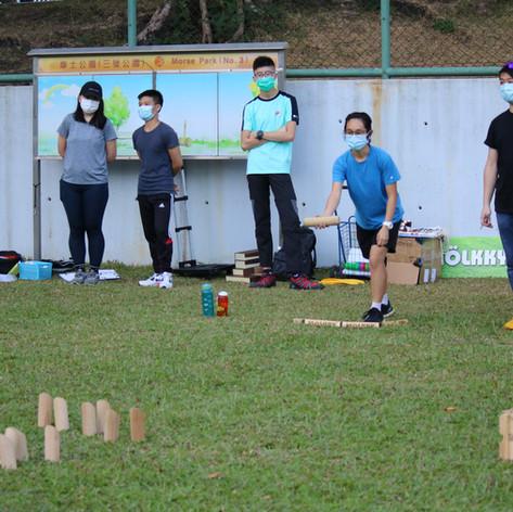 新興運動 木棋發展 比賽