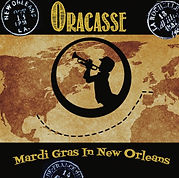 CD oracasse mardi gras in new orleans