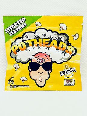"CANNAA BANANA Delta 8 THC ""Potheads"""