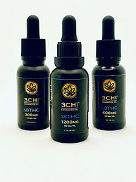 3 CHI Delta 8 THC Tincture