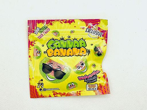 """CANNAA BANANA Delta 8 THC """"Watermelon"""""""