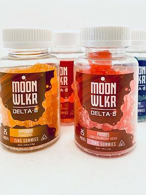 MoonWlkr Delta 8 THC Gummies