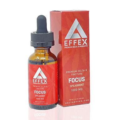 FOCUS PREMIUM DELTA 8 THC TINCTURE