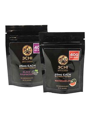 3 CHI Delta 8 THC Gummies
