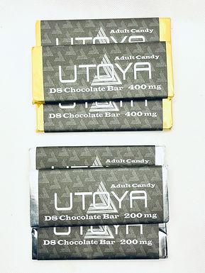 Delta 8 THC Chocolate – Candy Bars(Utoya)
