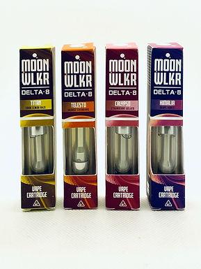 MOONWLKR Delta-8 Vape Cartridges