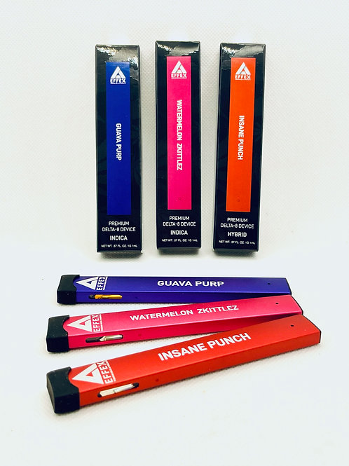 Premium Delta 8 THC Disposable