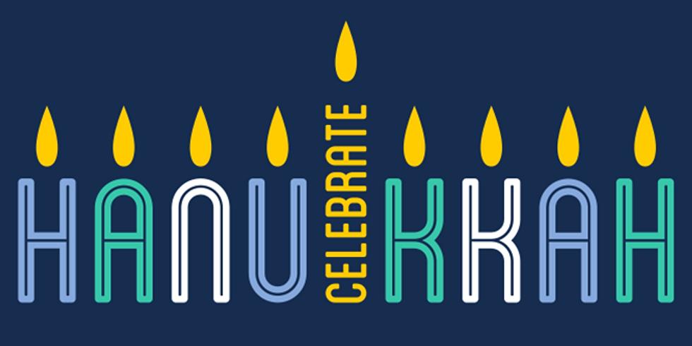 Online Hanukkah Celebration