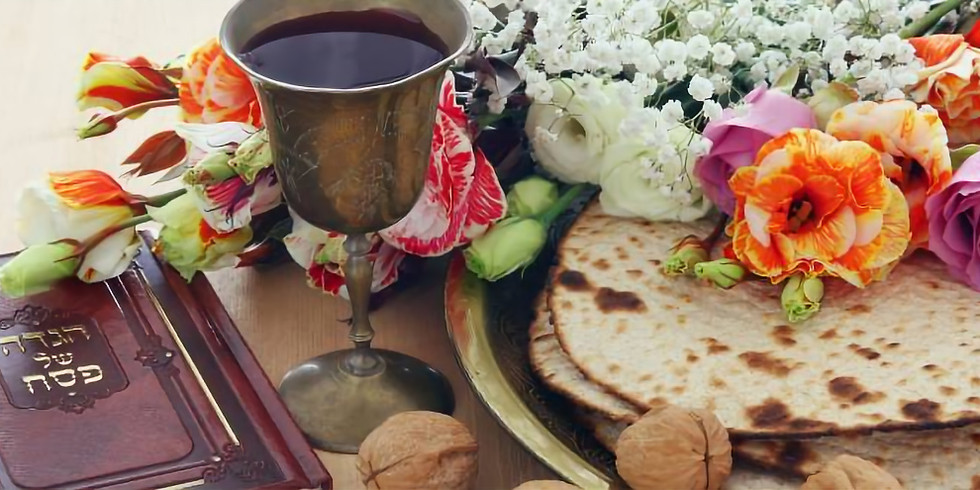 Minha/Arvit Services (8th day of Pesach) April 3
