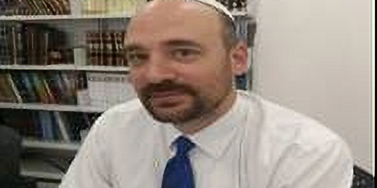 Friday night Minha/Arvit and Devar Torah with EB Rabbi candidate Guy Tal