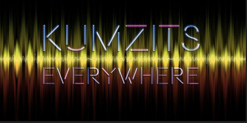 Kumzits Everywhere, Free Sing along at Ezra Bessaroth Featuring Shlomo Mehlman