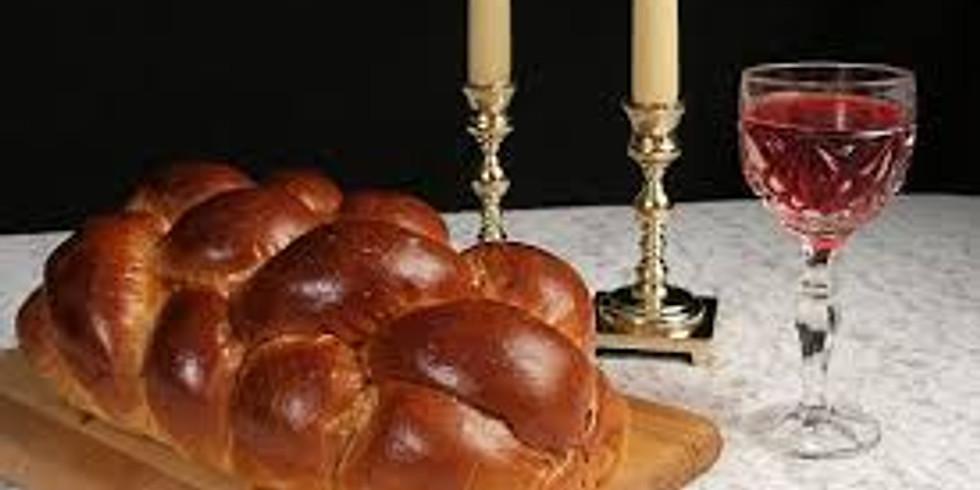Shabbat Dinner Honoring Rabbi Simon & Cecilia Benzaquen