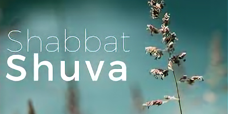In person A.M. Shabbat services September 26)