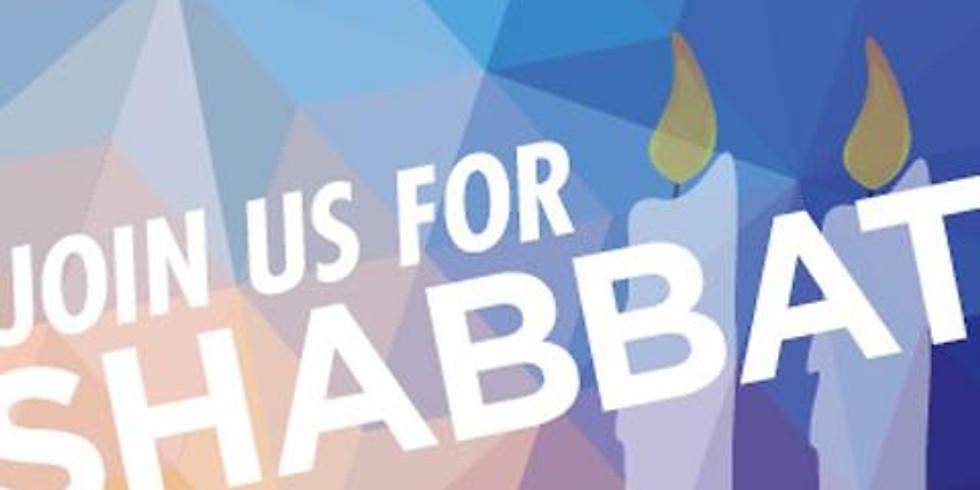 Shabbat morning services January 9
