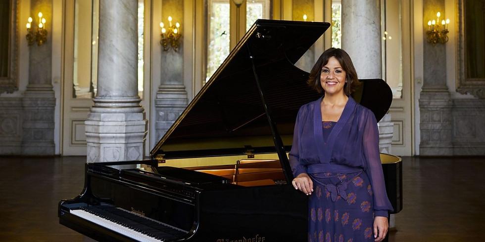 "Holocaust Remembrance  ""Before Sleep"" piano recital by Renan Koen"