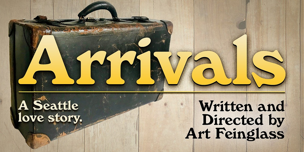 Arrivals Live Theater Performance