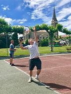Tennis in the Village