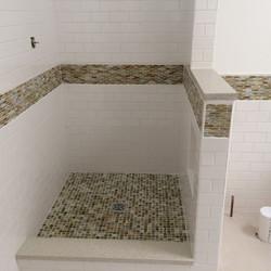Shower Walls & Floor