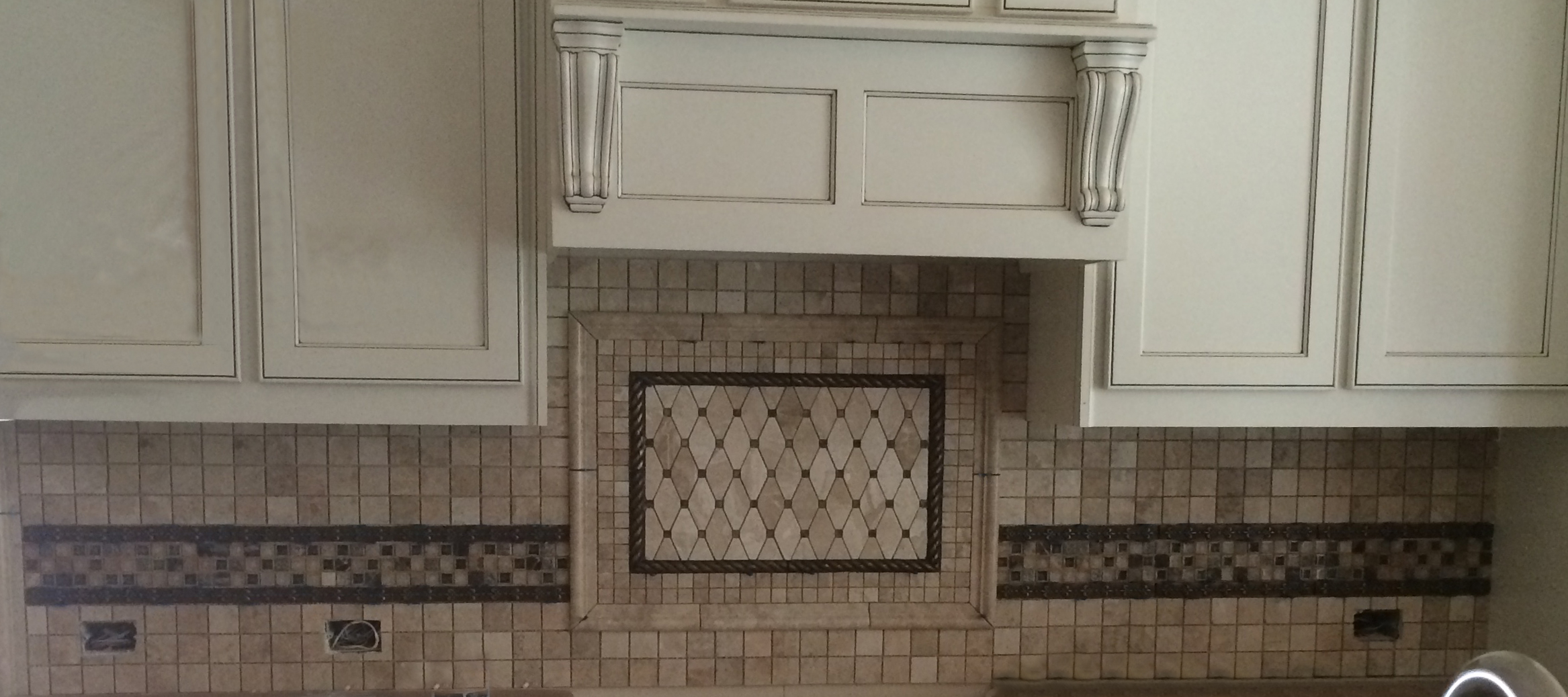 Kitchen Decorative Border & Accents