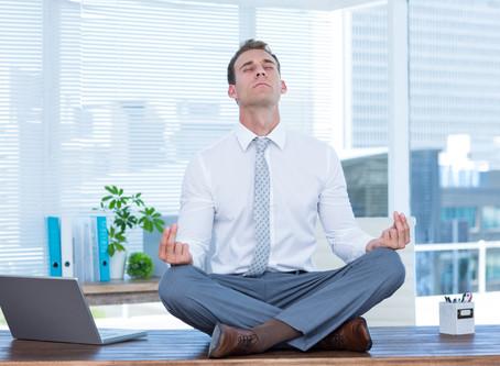 Votre repas, une méditation?