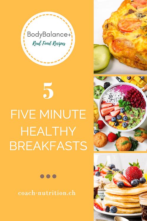 Realfood Breakfast Recipes