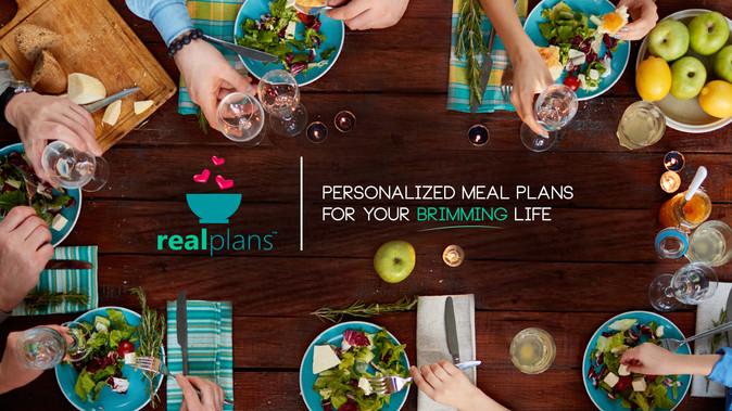 Realplans, enfin un menu personnalisé