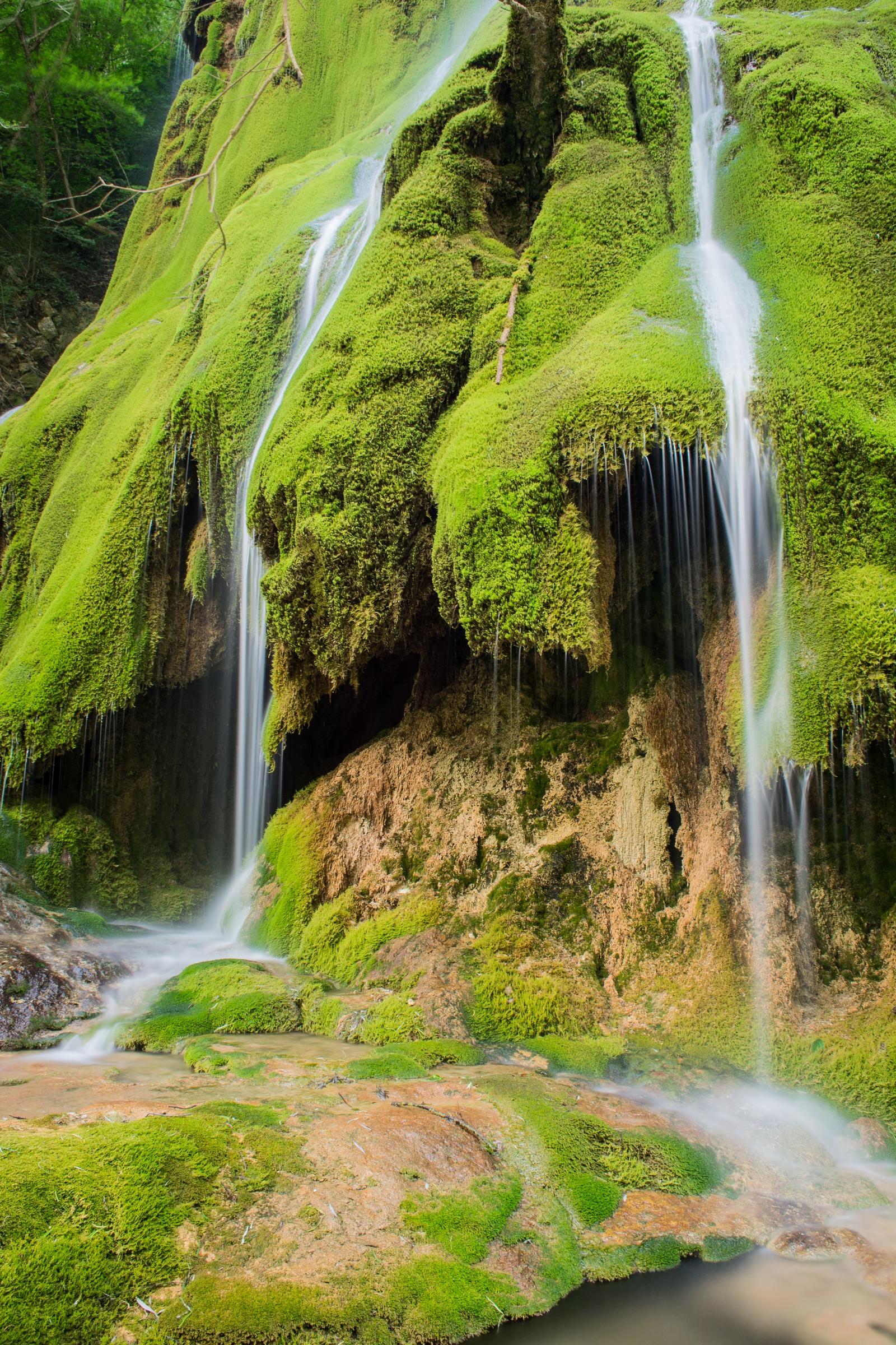 La cascade verte - Pont en Royans