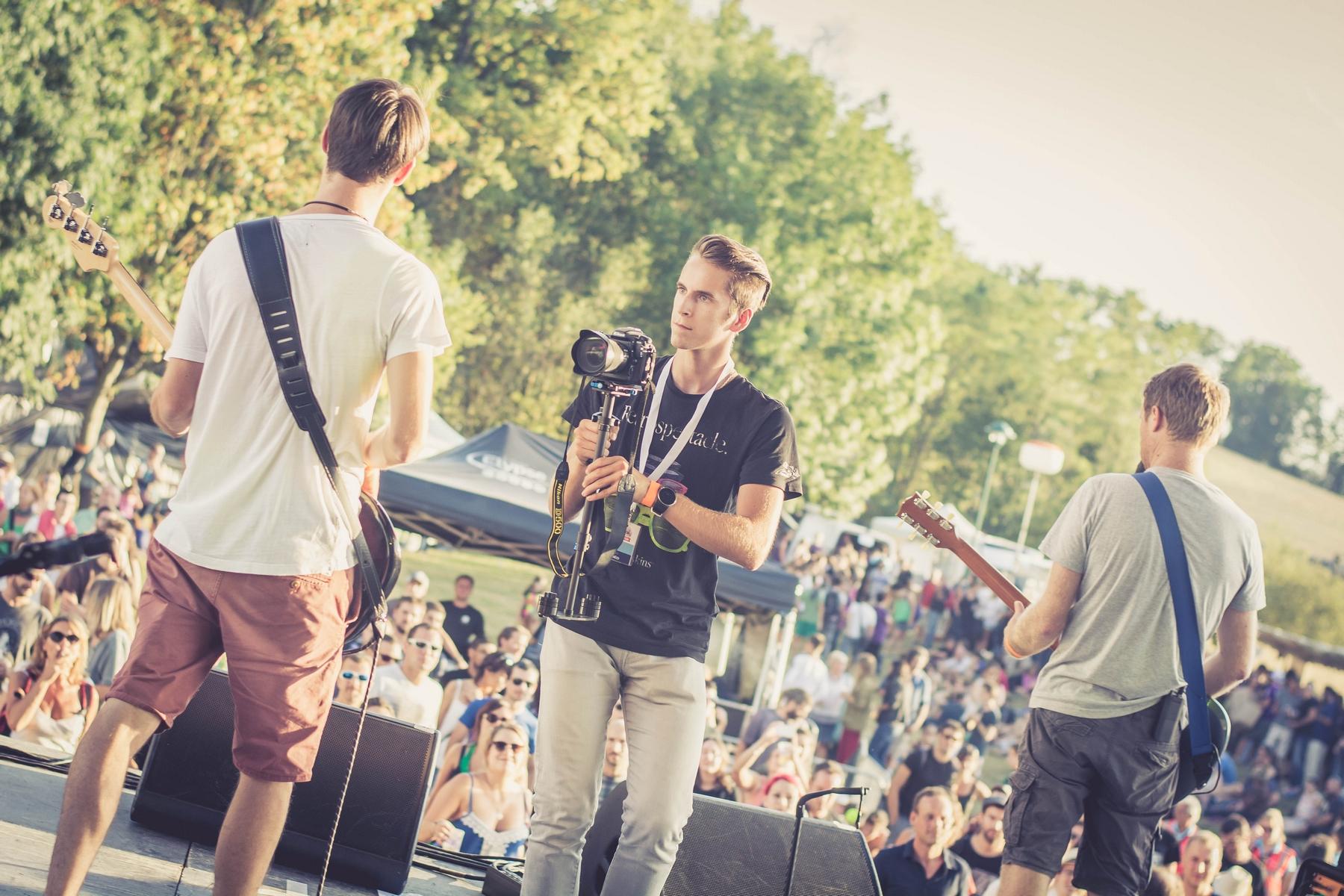 Photographe Concert Annecy Aix