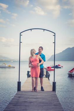 Photographe Annecy - Aix - Grossesse